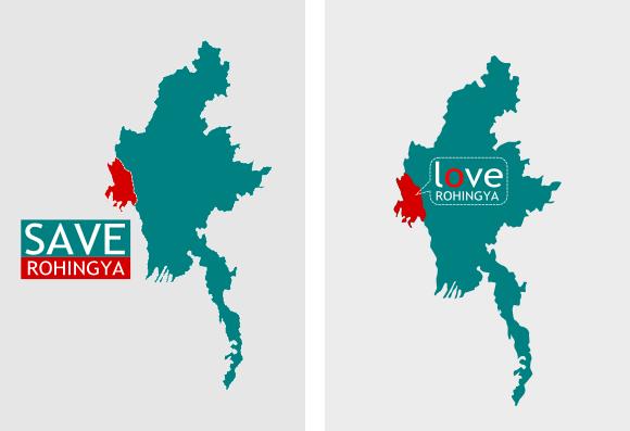 Save Rohingya, Love Rohingya
